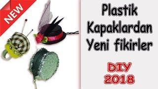 Download Plastik Şişe Kapaklarından Neler Yapılır   Use Plastic Taps For New Diy ideas Video