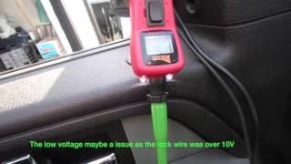 Download F150 Power Door Lock, Drivers Side Switch Not Unlocking Video