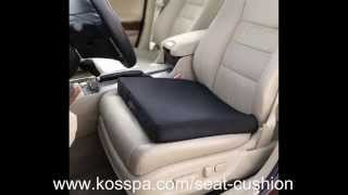 Download Best Truck Driver Seat Cushion Review Video
