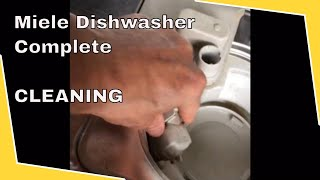Download Miele Dishwasher - Complete Cleaning Video