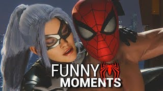 Download Spider-Man PS4 Funny Moments #2 CAR HEIST Video