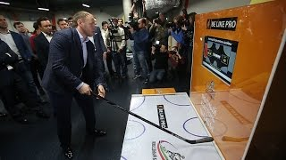 Download Данис Зарипов открыл хоккейную школу ″Победный бросок″ Video