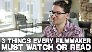 Download 3 Things Every Filmmaker Must Watch Or Read by James Kicklighter Video