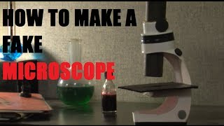 Download How to build a prop microscope Video