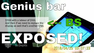 Download Genius Bar caught ripping customer off ON CAMERA by CBC News Video