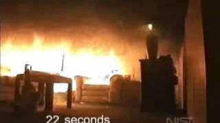 Download Incredible Speed of a Live Christmas Tree Fire - PSA Video Video