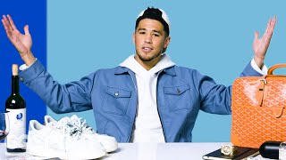 Download 10 Things Devin Booker Can't Live Without   GQ Sports Video