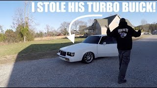 Download I STOLE a 800hp Turbo BUICK!! Video