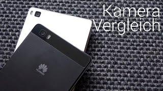 Download Huawei P8 vs. Huawei P8 lite - Video Kamera Vergleich Video