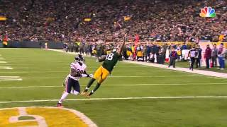 Download Aaron Rodgers six TD passes lead Packers over Bears NFLcom Video