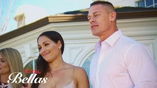 Download John Cena and Nikki Bella's engagement party toast is interrupted: Total Bellas Preview, May 27 2018 Video
