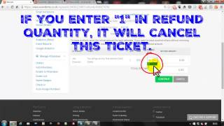 Download Doing refunds on Eventbrite Video