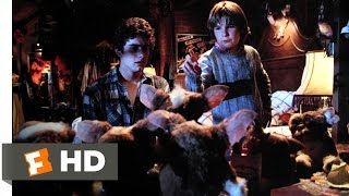 Download Gremlins (2/6) Movie CLIP - Multiplying Mogwai (1984) HD Video