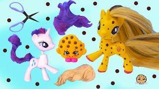 Download DIY Custom Shopkins My Little Pony ! MLP New Hair Root Craft Video Video