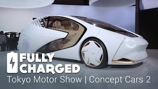 Download Tokyo Motor Show 2 - Concept Cars 2 | Fully Charged Video