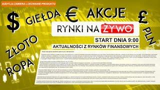 Download LIVE Start dnia od godziny 9:00 @Rynki Na Żywo 22.08.18, #415 Video