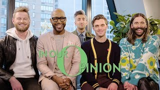 Download Queer Eye's Fab Five on Proper Etiquettes | In Our O-pinion | Oprah Mag Video