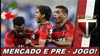 Download MERCADO E NOTICIAS DO SÃO PAULO FC, EVERTON FELIPE, LUAN, MILITÃO, TUDO SOBRE O CLÁSSICO, ESCALAÇÃO Video