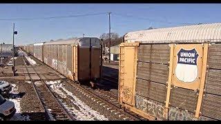 Download TRAIN CAR SEPARATION ″DRAFT GEAR FAILURE″ KEARNEY, NE Video