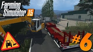 Download Farming Simulator 15 | Entretien Communal #6 Nouvelle map + Creusage fossés Video