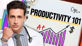 Download Productivity 101: Tips On How To Be Massively Productive | Doctor Mike Video