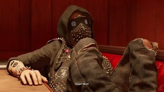 Download All Wrench cutscenes / cinematics PART 2 - WATCH DOGS 2 Video