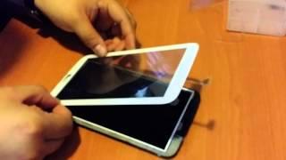 Download Samsung Galaxy Tab 3 7″ Reemplazo cristal. Video