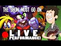 Download THE SHOW MUST GO ON - Live ACOUSTIC performance by MandoPony | FNAF Video