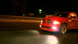 Download Dodge Ram SRT10 vs Subaru WRX VF37 Video