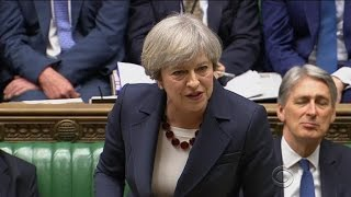Download British PM Theresa May hanging on by a thread after early election Video