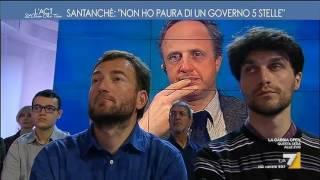 Download Santanchè (FI): 'Berlusconi è terrorizzato dai 5Stelle, io no' Video