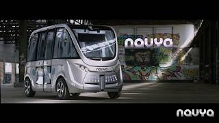 Download NAVYA - ″AUTONOM SHUTTLE″, the main technical specifications Video