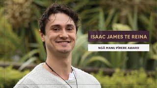 Download Isaac James Te Reina - Te Waka Toi Awards 2018 Video