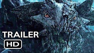 Download I Kill Giants Official Trailer #1 (2018) Zoe Saldana Fantasy Movie HD Video
