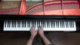 Download Bach - Toccata and Fugue in D minor BWV 565 - P. Barton, harmonic pedal piano Video