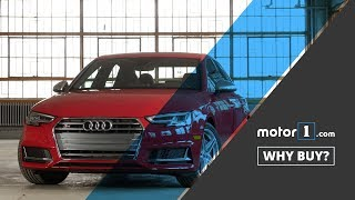 Download Why Buy? | 2018 Audi S4 Review Video