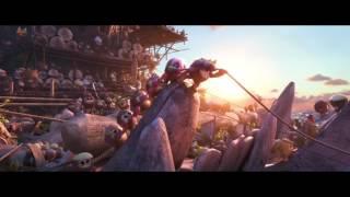 Download Moana - Kakamora Fight (HD) Video