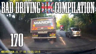 Download Bad Driving UK Compilation 170 Video