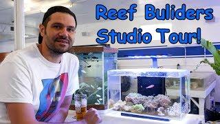 Download Reef Builders Studio Tour Video