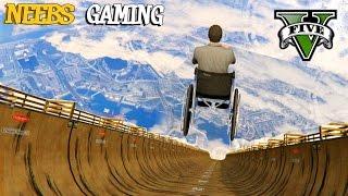 Download MEGA RAMP - Funny Vehicles Mod - GTA 5 Gameplay Video Video