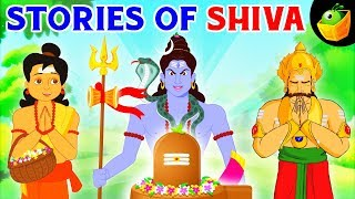 Download Tales of Lord Shiva 🔱- Animated Bedtime Stories in English for Kids -Exclusive Epic Collection Video