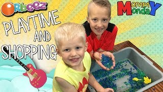 Download Orbeez, Candy & Guitar Shopping || Mommy Monday Video
