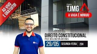 Download Concurso TJMG | Direito Constitucional | Professor Wellington Antunes Video