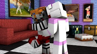 Download Minecraft Fnaf: Sister Location - Funtime Freddy Kisses Circus Baby (Minecraft Roleplay) Video