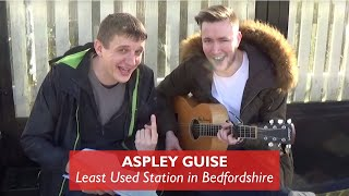 Download Aspley Guise - Least Used Station in Bedfordshire Video