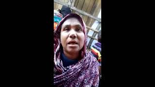 Download Rohingya women explaining offenses Video