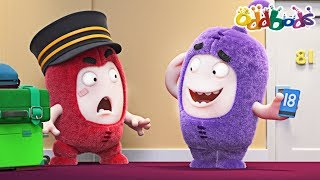 Download Oddbods - HOTEL HASSLE | Full Episodes | Funny Cartoons Video
