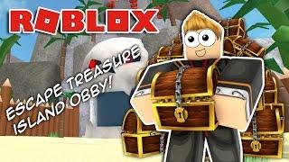 Download ESCAPE TREASURE ISLAND!! Roblox Obby Video