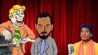 Download Raju Srivastav Comedy Show - Nana Patekar At A Shoe Shop! Video