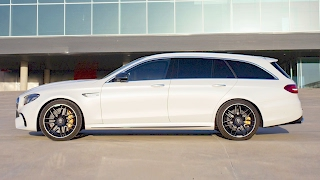 Download Mercedes-AMG E63 S Estate (2017) Driving and Design Video